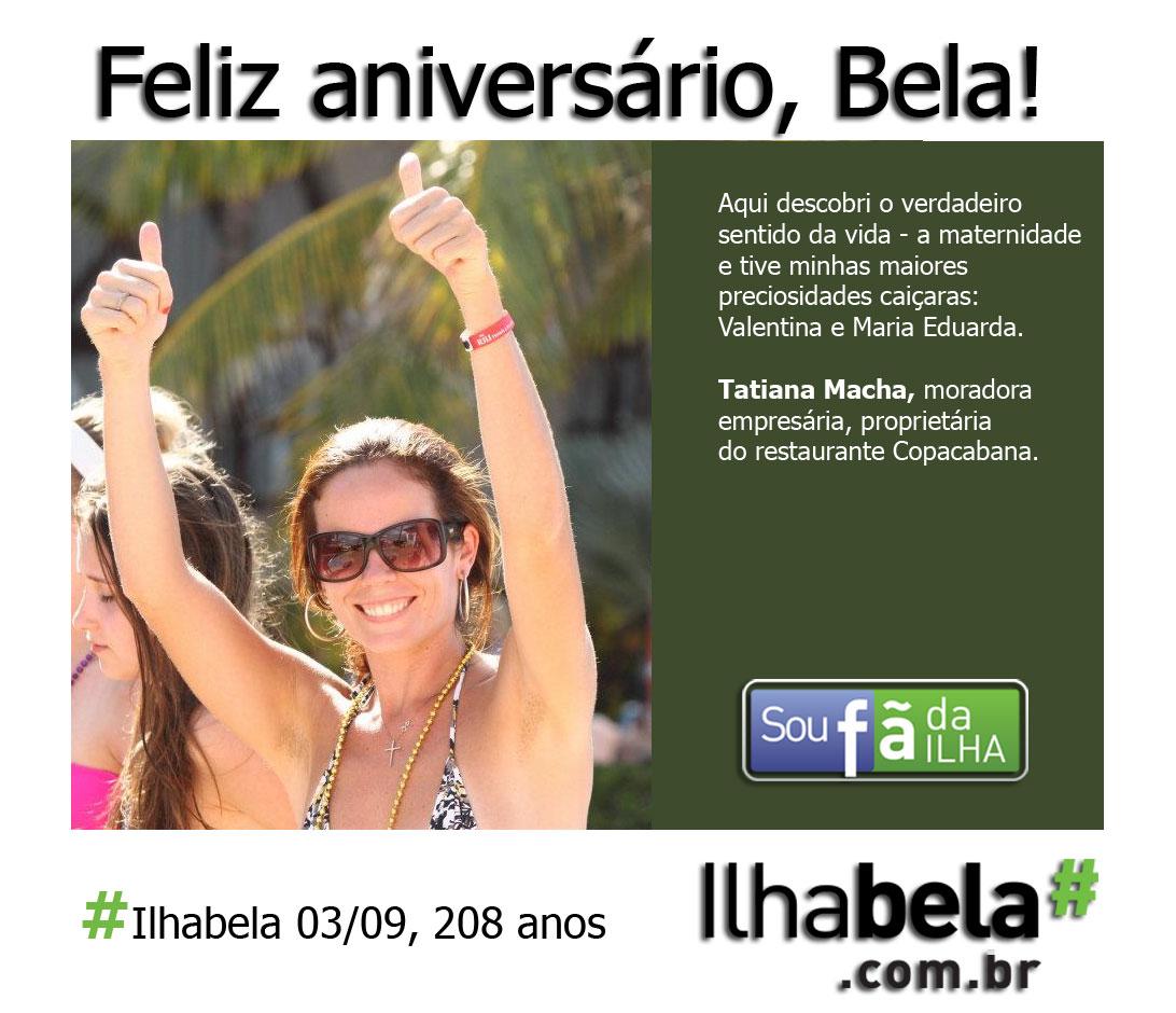 aniversario Tatiana