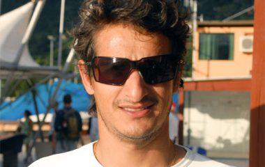Velejador Olímpico Samuel Albrecht, o Samuca, chega dia 30
