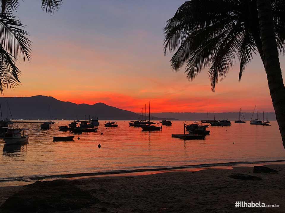 Praia de Santa Tereza - Ilhabela