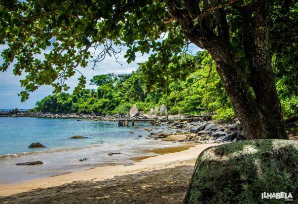 Praia de Pacuíba - Ilhabela - Ilhabela.com.br