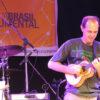 Caravana Brasil Instrumental durante a feira literária de Ilhabela