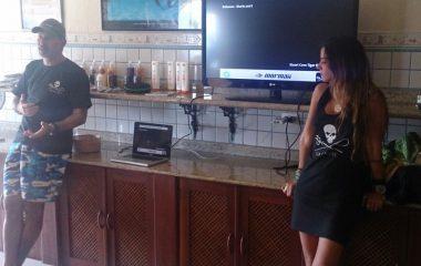 Entre tubarões e naufrágios: com Lawrence Wahba e Sofia Graça