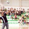 Inauguração do ginásio Oscar Schmidt