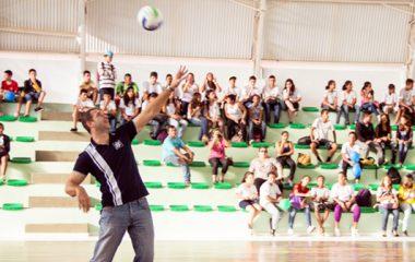 Ginásio em Ilhabela: Estrutura completa para a população