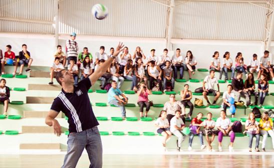 Marcelo Negrão em Ilhabela