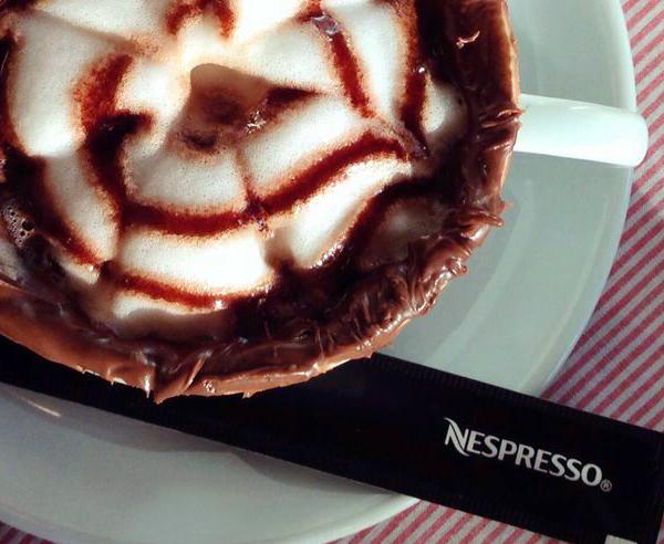 Workshop Café Nespresso em Ilhabela