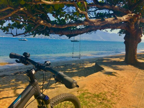 Ciclovia Ilhabela - Praia de Itaquanduba