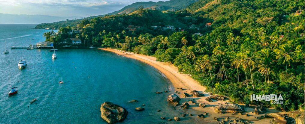 """Praia do Indaiá """"Prainha"""" Ilhabela - Ilhabela.com.br"""