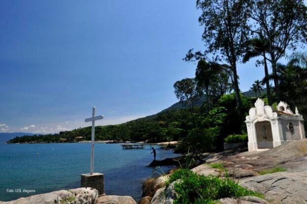 Capelinha da Siriúba - Praia da Siriúba - Ilhabela