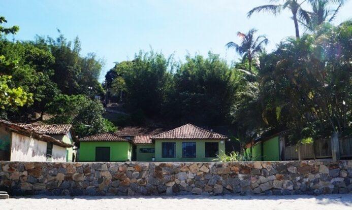 Centro Cultural Salga - Praia da Ponta Azeda - Ilhabela