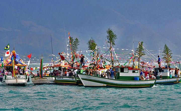 Festa de São Pedro em Ilhabela
