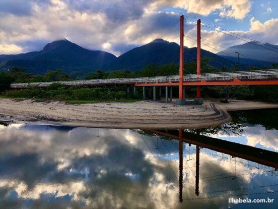Ponte Estaiada da Barra Velha - Balsa Ilhabela