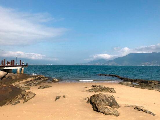Praia da Ponta Azeda - Ilhabela