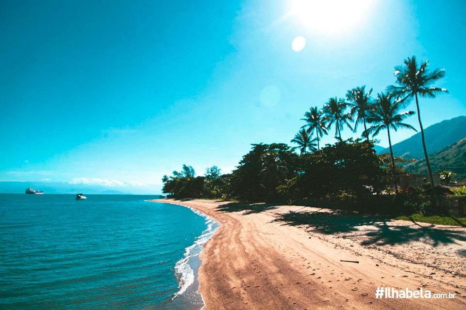 Praia do Pequeá - Ilhabela
