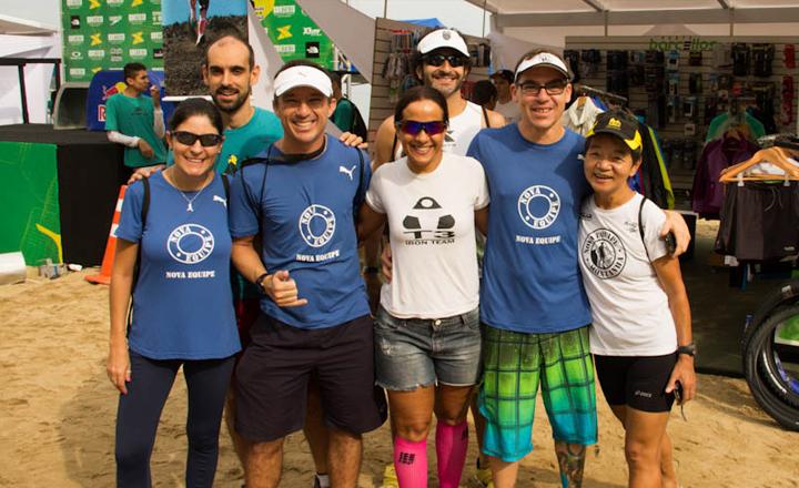 Nova Equipe no Xterra Brasil Ilhabela (foto: Cristina Morgato)