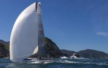 Alcatrazes abre a 41a. Ilhabela Sailing Week, a maior competição da América Latina