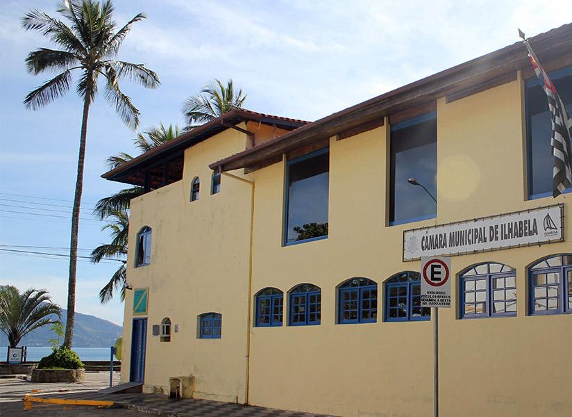 Concurso Câmara Municipal de Ilhabela