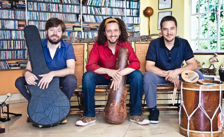Ricardo Herz Trio em Ilhabela