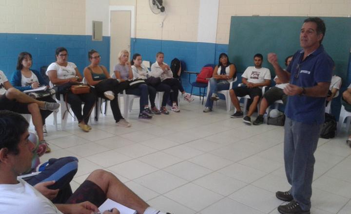 Programa de Qualificação da Educação Física em Ilhabela