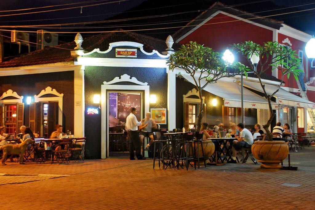 Bar SP - Gastronomia Ilhabela