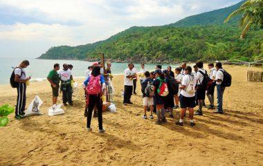 Resultados do Dia Mundial de Limpeza de Rios e Praias
