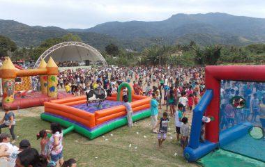 Festa da Criança acontece sábado