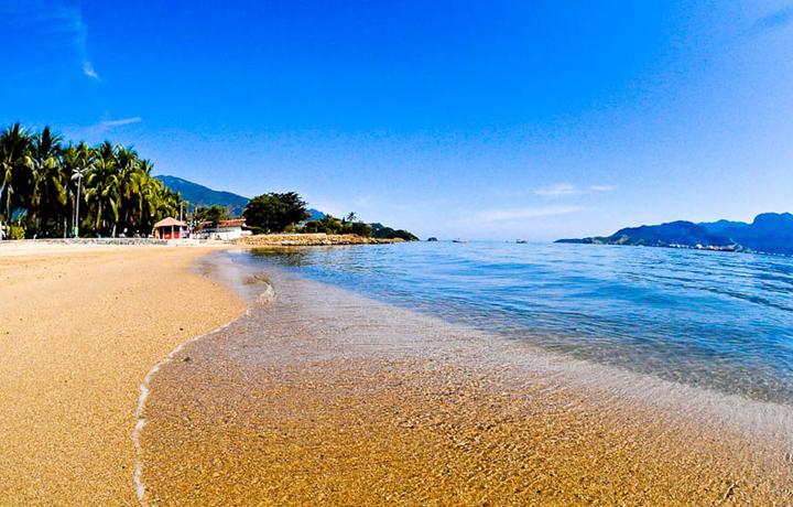 Praia do Perequê - Denios Praia - Ilhabela