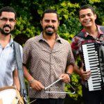Trio Dona Zefa no Festival de Forró de Ilhabela