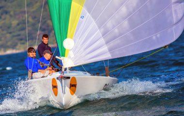 Decisão da Copa Suzuki Jimny de vela em Ilhabela