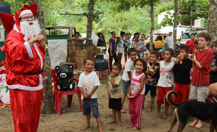 Maratona da Solidariedade em Castelhanos