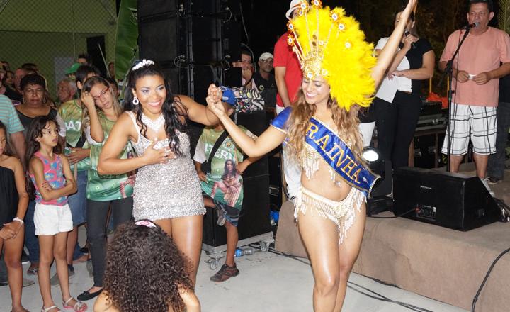 Rainha do Carnaval 2015 em Ilhabela