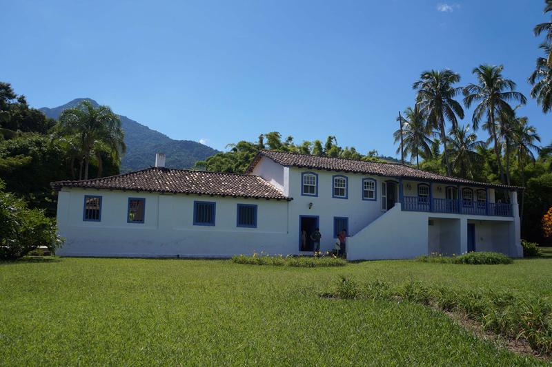 Fazenda do Engenho D'Água - Ilhabela