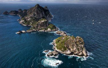 Abertura da Ilhabela Sailing Week contornará o arquipélago de Alcatrazes