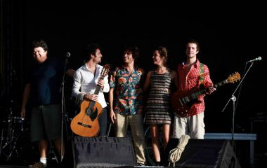 "Vídeo: Bandas ""da casa"" fecham Vento Festival"