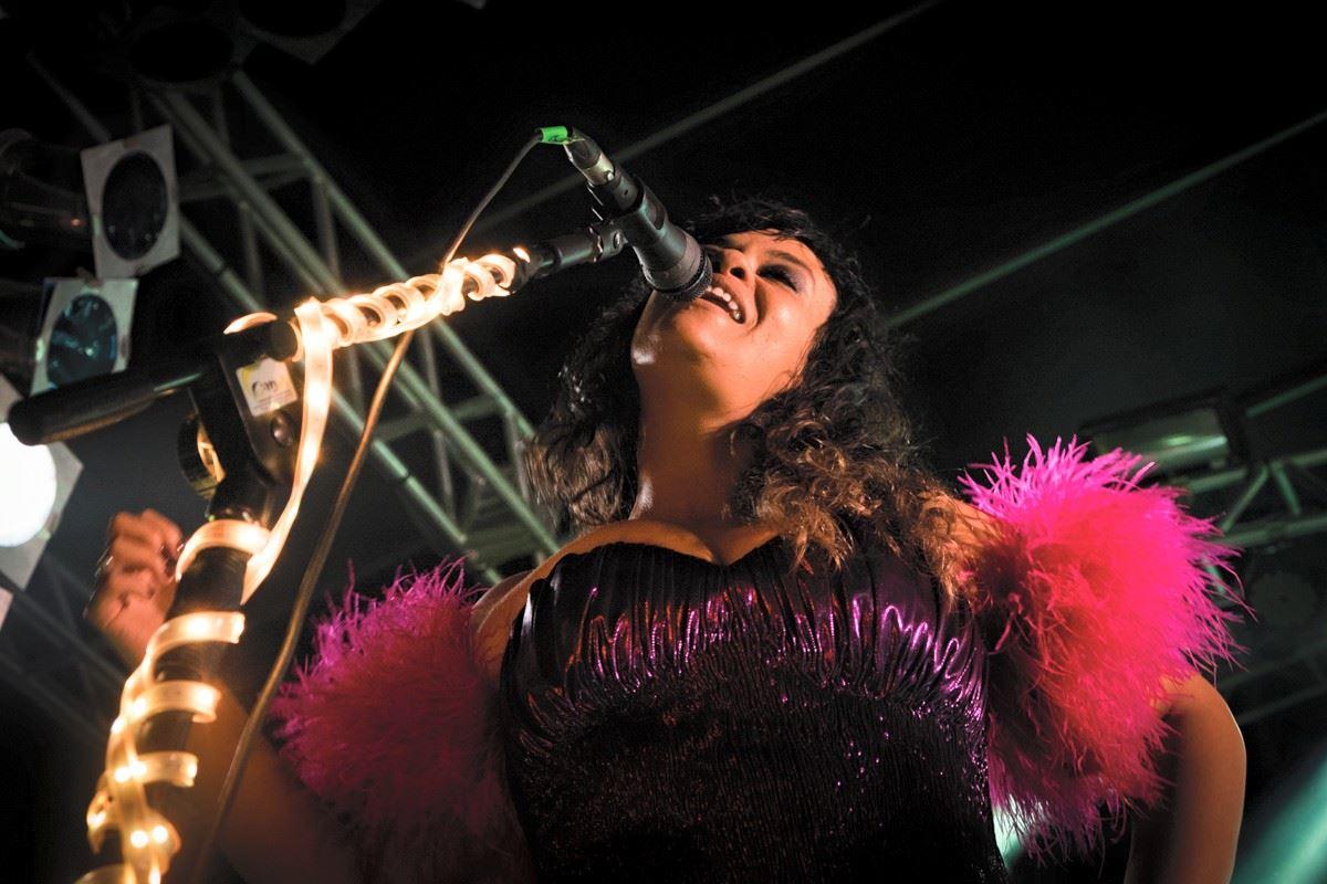 Tulipa Ruiz - Vento Festival 2015 - Ilhabela