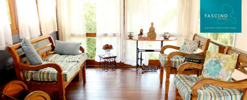 Fascino Del Mare - Pousada e Guest House em Ilhabela