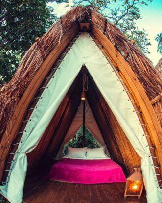 Cabanas Tipis - Hostel da Vila Ilhabela - Novidades 2020 / 2021
