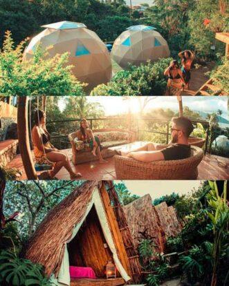 Domos e Cabanas Tipis - Hostel da Vila Ilhabela - Novidades 2020 / 2021