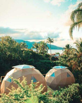 Domos - Hostel da Vila Ilhabela - Novidades 2020 / 2021