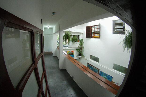 Green Hostel - Andar superior - Portal Ilhabela.com.br