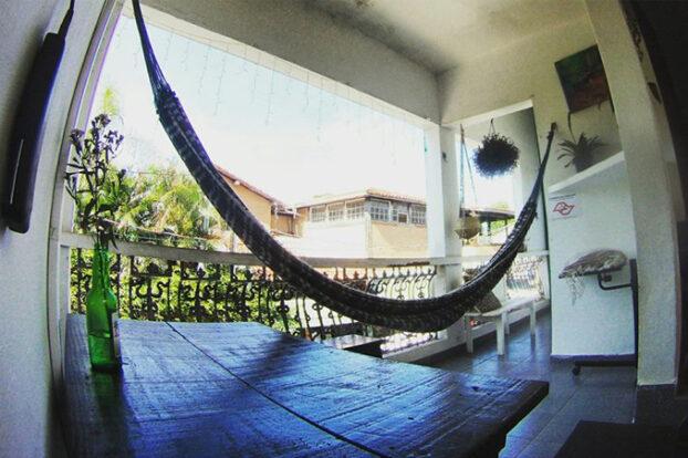 Green Hostel - Rede - Portal Ilhabela.com.br