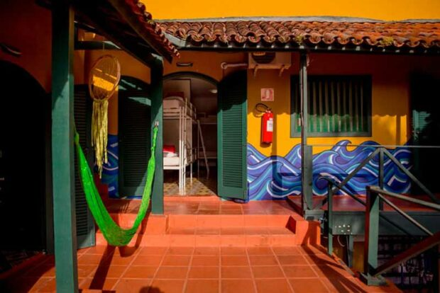 Hostel da Vila - Hospedagem Criativa em Ilhabela