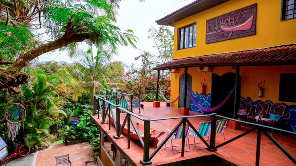 Hostel da Vila Ilhabela