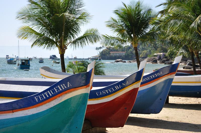 Trivago - Canoas caiçaras - Portal Ilhabela.com.br