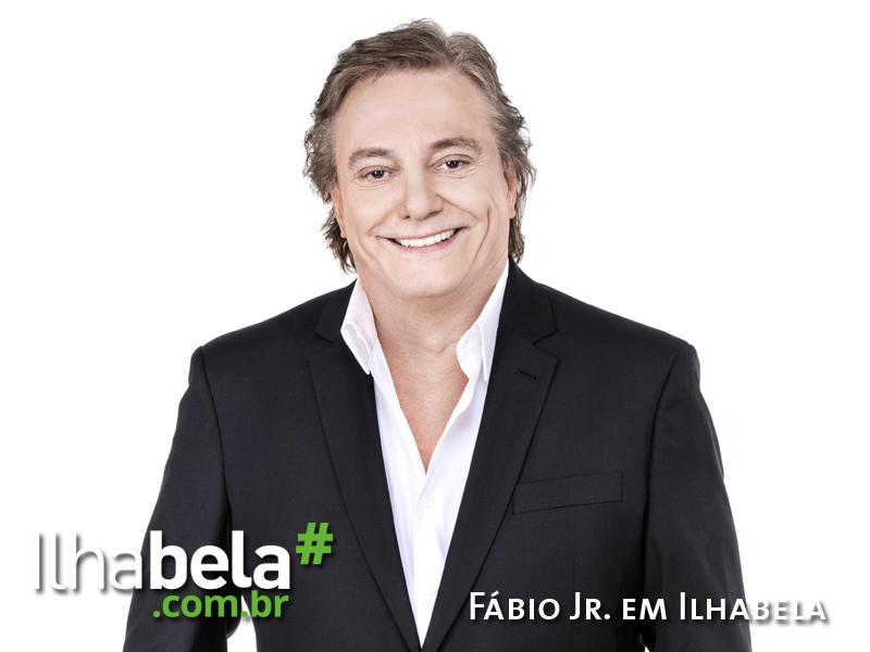 Fábio Junior - Portal Ilhabela.com.br