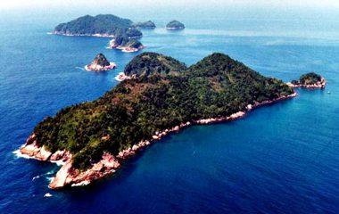 Ilha da Vitória e dos Pescadores