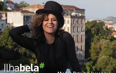 Maria Rita e Fábio Junior cantam para as mulheres em Ilhabela