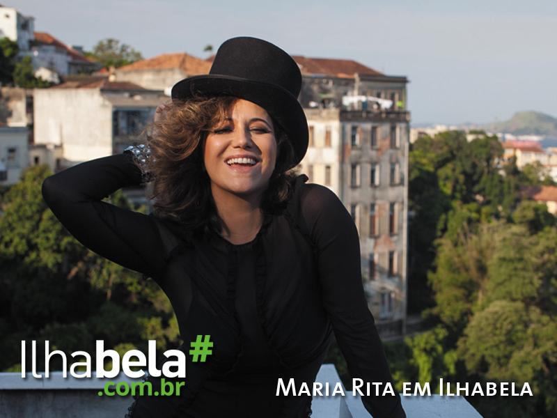 Maria Rita - Portal Ilhabela.com.br