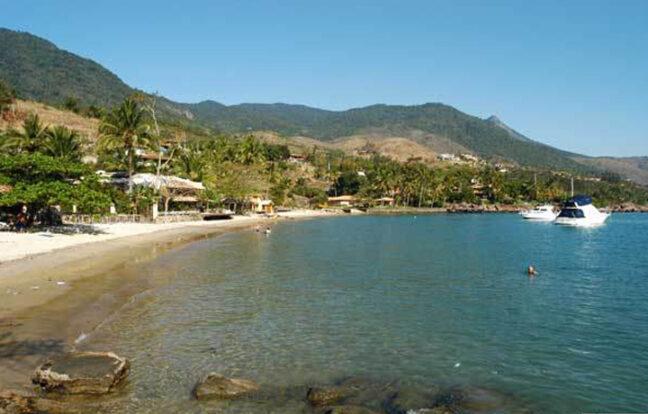 Praia da Ponta Azeda - Portal Ilhabela.com.br