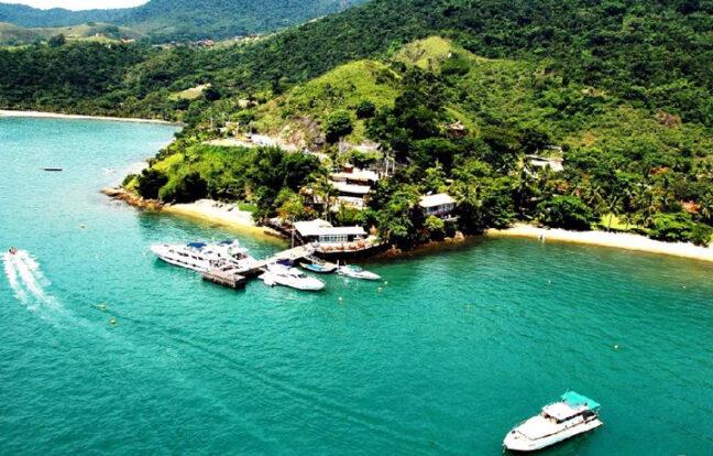 Praia do Indaiá - Portal Ilhabela.com.br